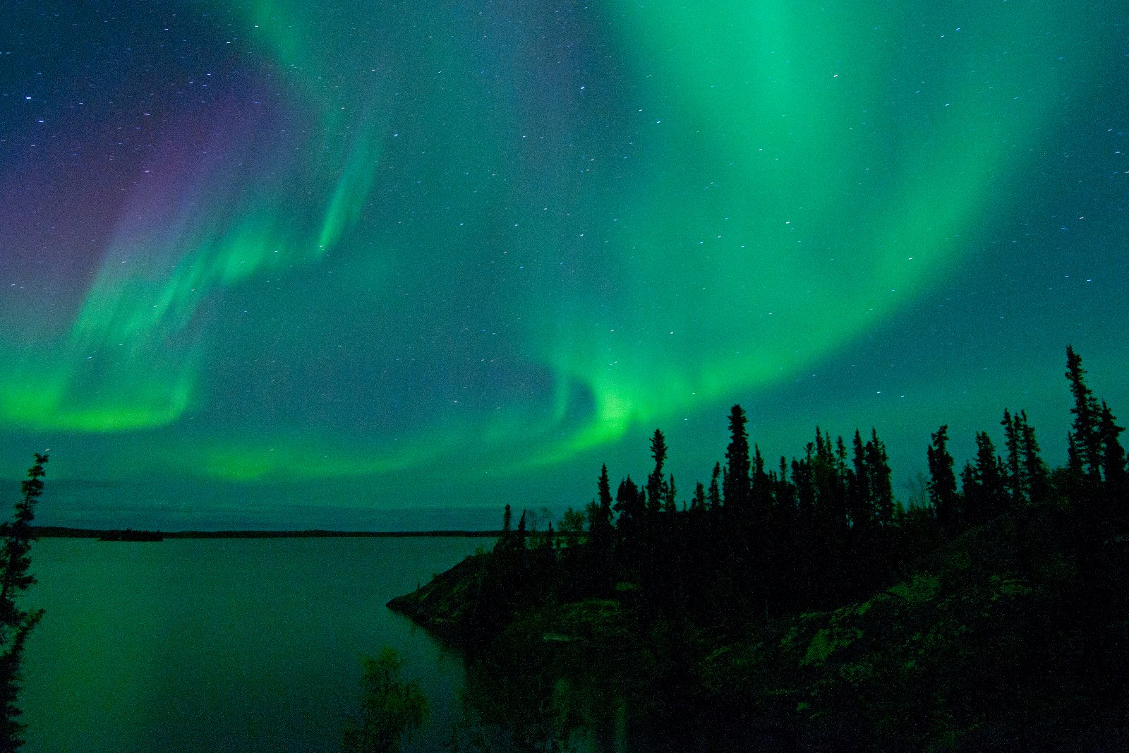 Aurora Borealis Yellowknife Northern Lights Tours From Explorer Hotel